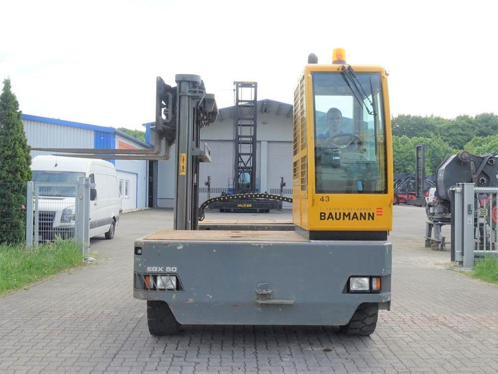 Baumann-EGX50/16/60TR-Elektro Seitenstapler www.hinrichs-forklifts.com