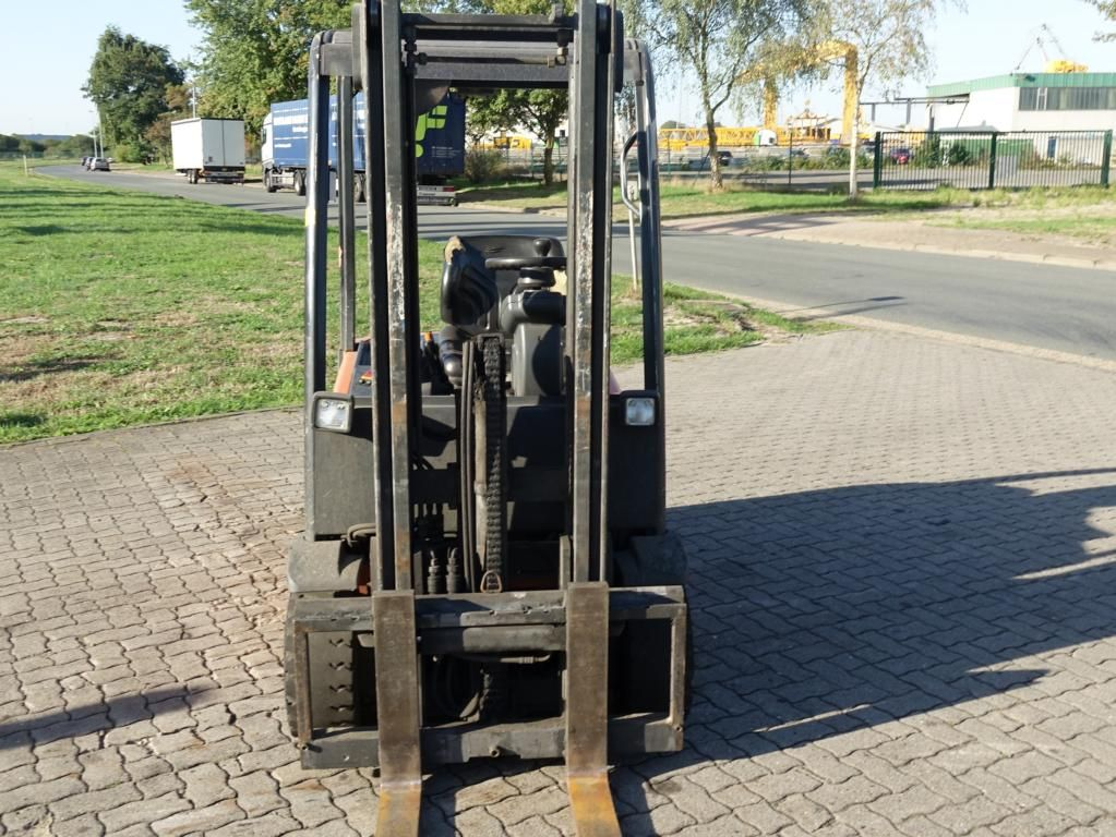 Steinbock Boss LE20-66MPMKVIIA-1 Electric 3-wheel forklift