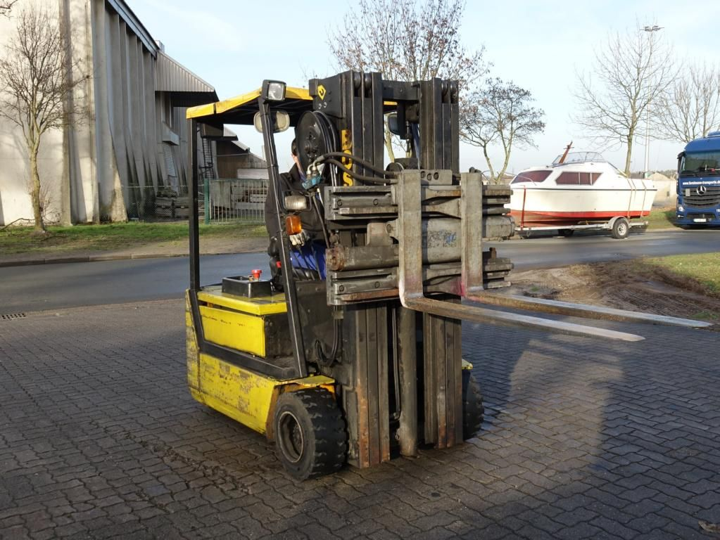 Steinbock Boss LE20-66HVMKVA-2 Electric 3-wheel forklift