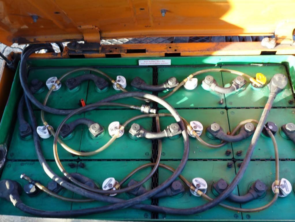 Still EFG1.5/5004 Electric 3-wheel forklift