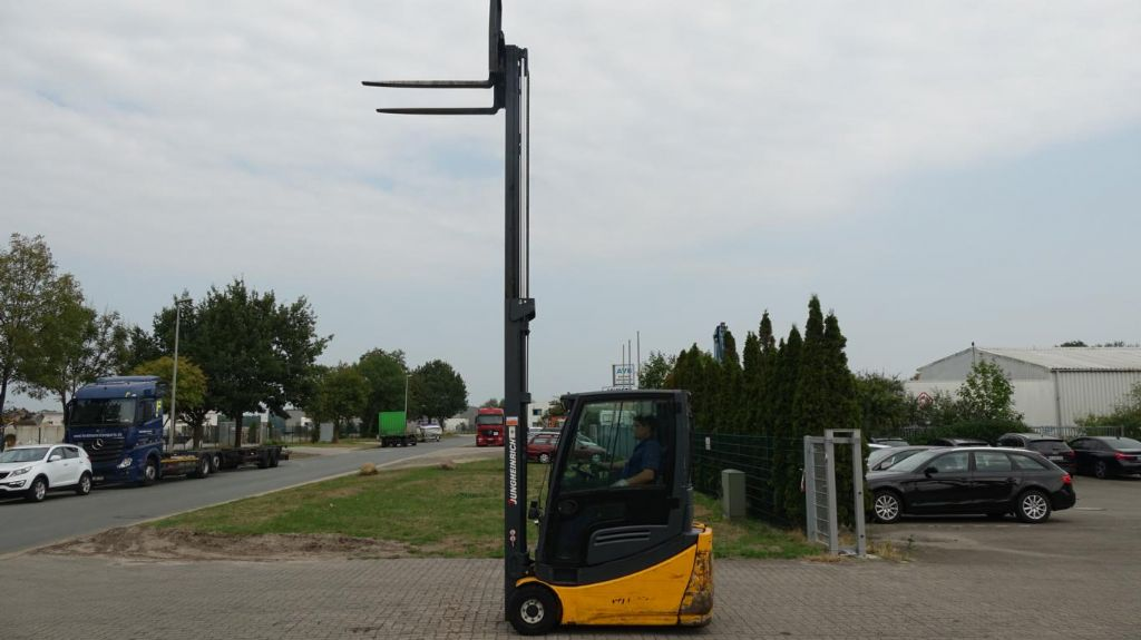 Jungheinrich EFG216GE-120-500ZT Electric 3-wheel forklift