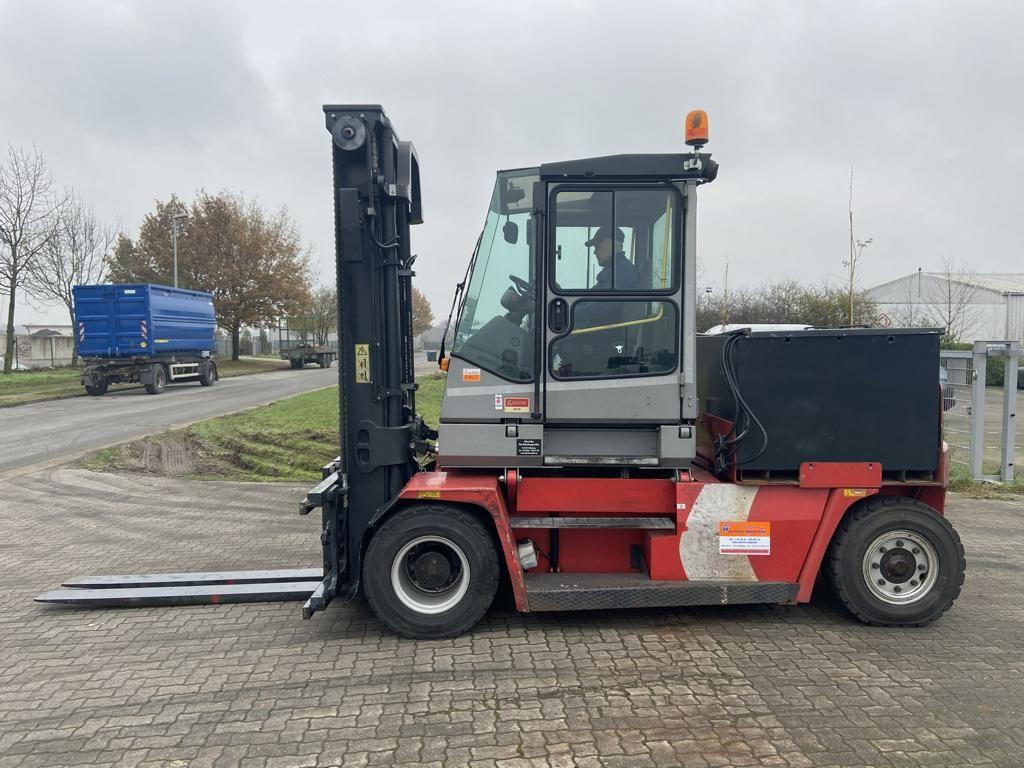 Kalmar ECF90-6 Electric 4-wheel forklift www.hinrichs-forklifts.com