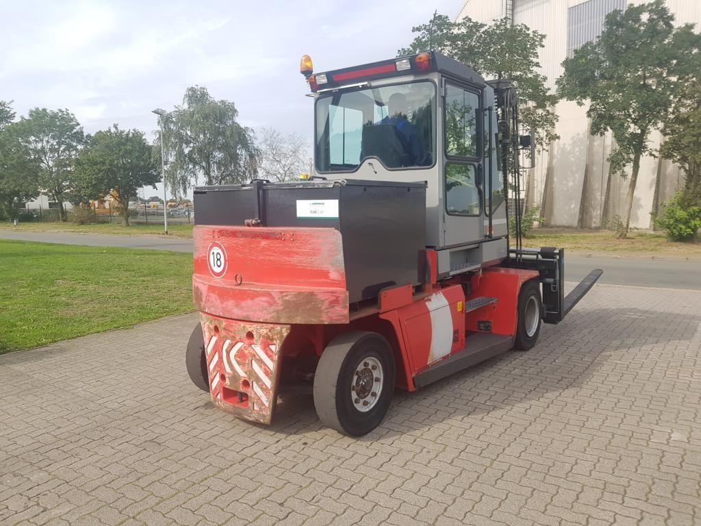 Kalmar ECF90-6 Electric 4-wheel forklift