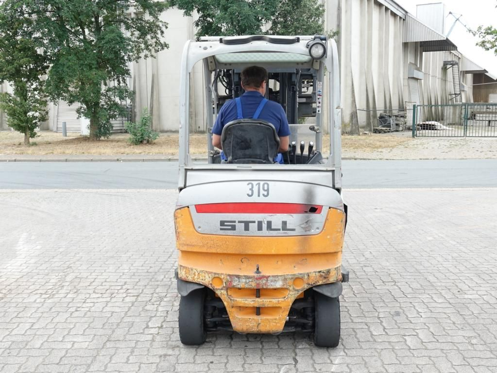 Still RX60-25 Electric 4-wheel forklift