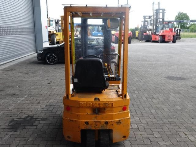 Montini 1203AE Electric 3-wheel forklift