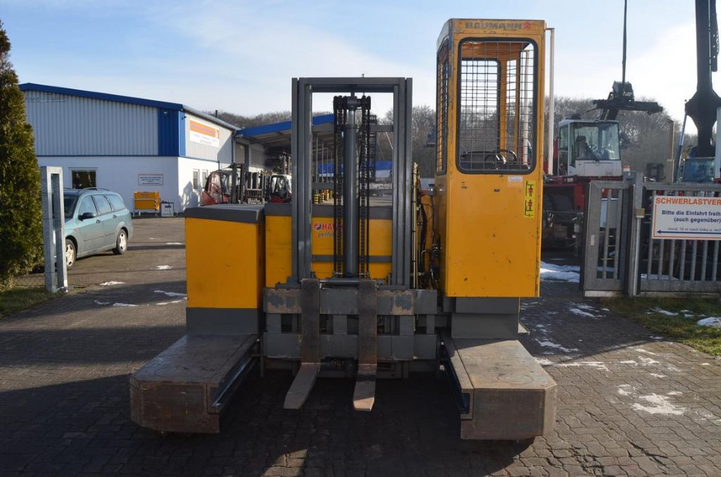 Baumann EVU20/ 10,5-09/ 335108,5 Four-way side loader www.hinrichs-forklifts.com