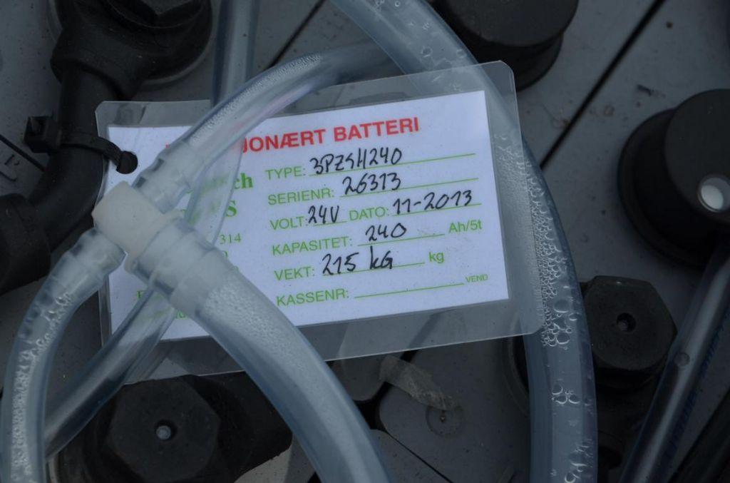 BT LT2200/11 Electric Pallet Truck