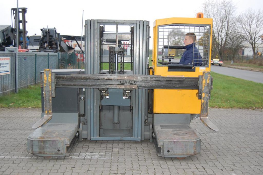 Baumann EVS20/08-78/45TPLK Four-way side loader www.hinrichs-forklifts.com