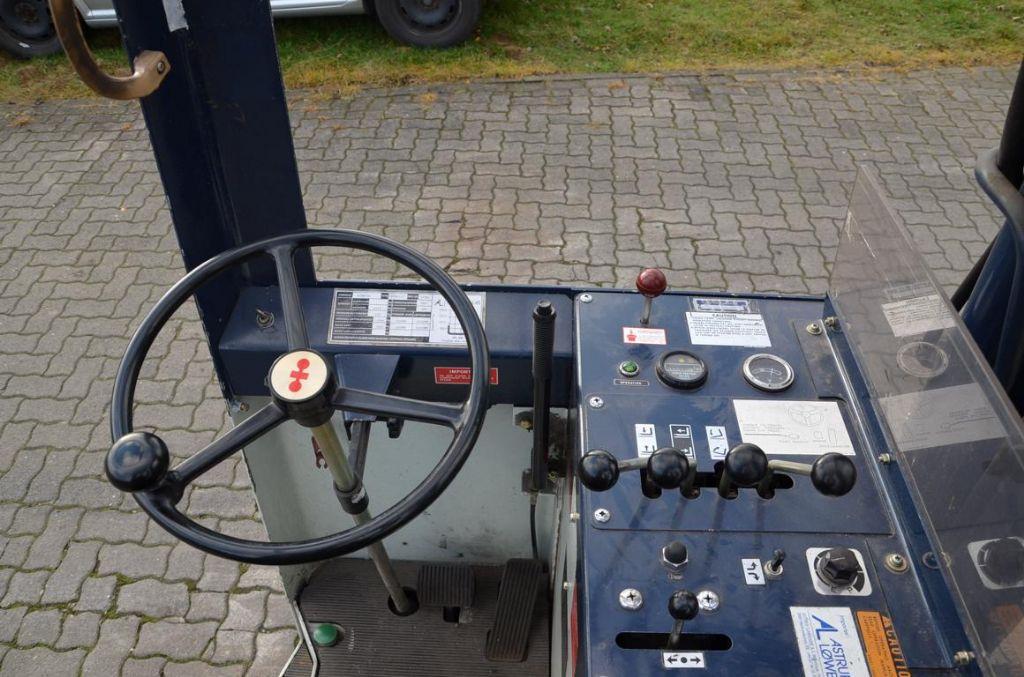 Komatsu FB18RJL-7 Reach Truck