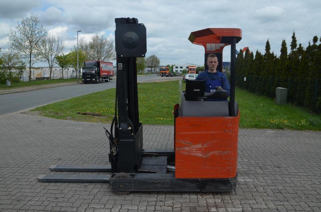 BT RRB1 Reach Truck www.hinrichs-forklifts.com