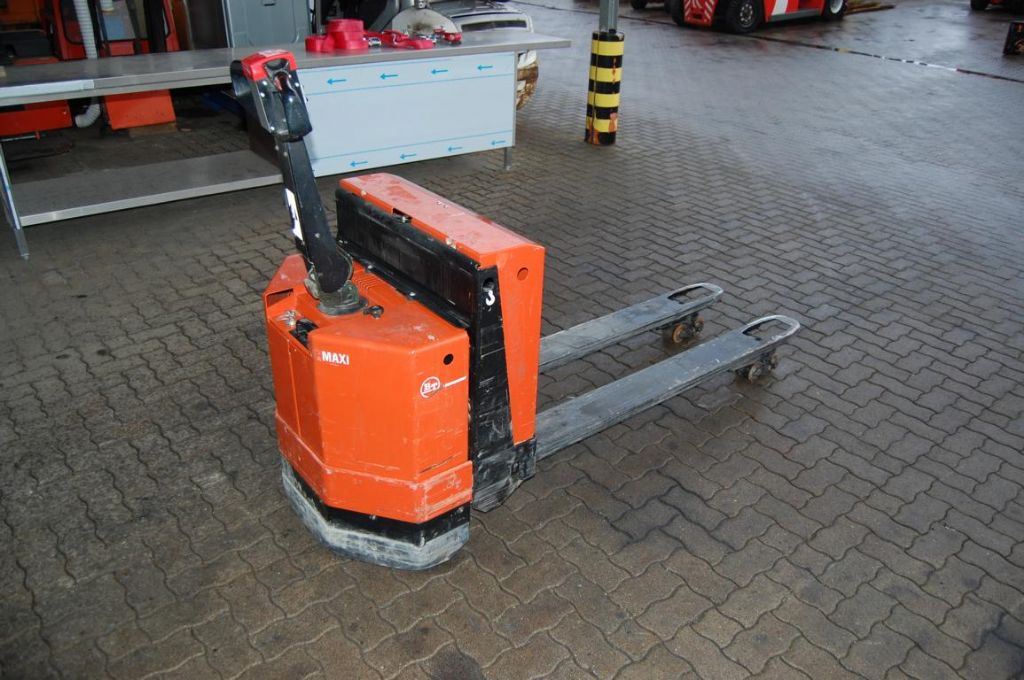 BT PPT1400MX/MXC Electric Pallet Truck