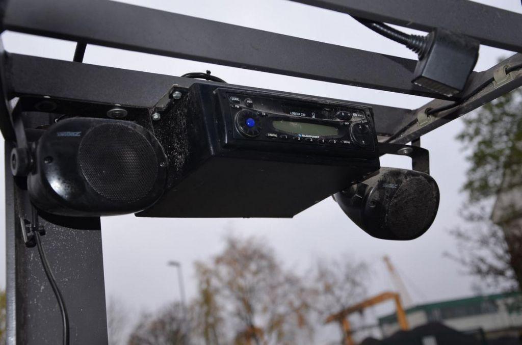 Atlet XSN160SD Reach Truck
