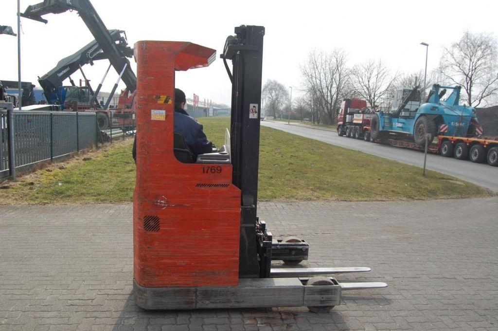 BT RRB1/15 Reach Truck www.hinrichs-forklifts.com