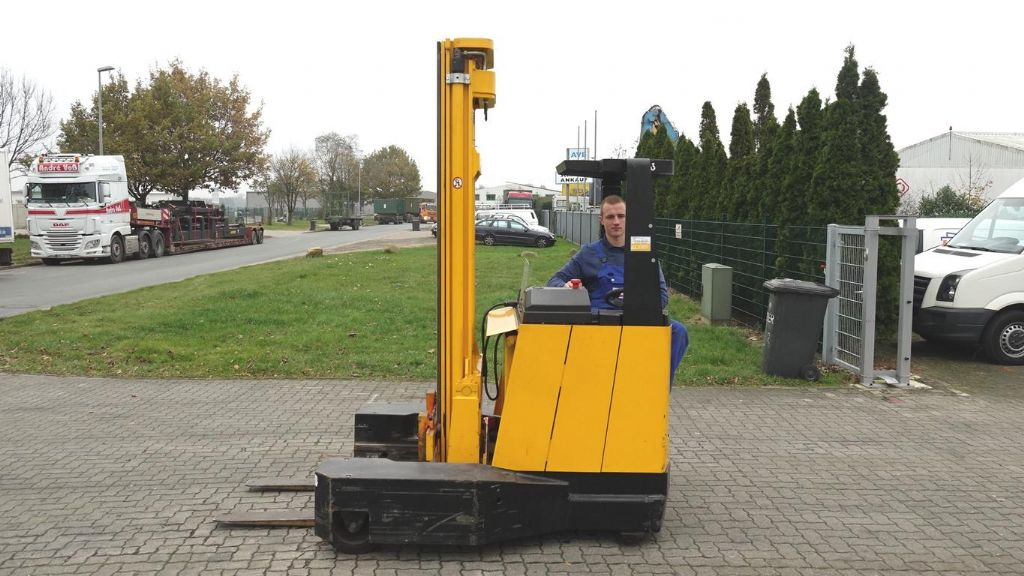 Jungheinrich ETV-Q20G-620D2 Four-way side loader www.hinrichs-forklifts.com