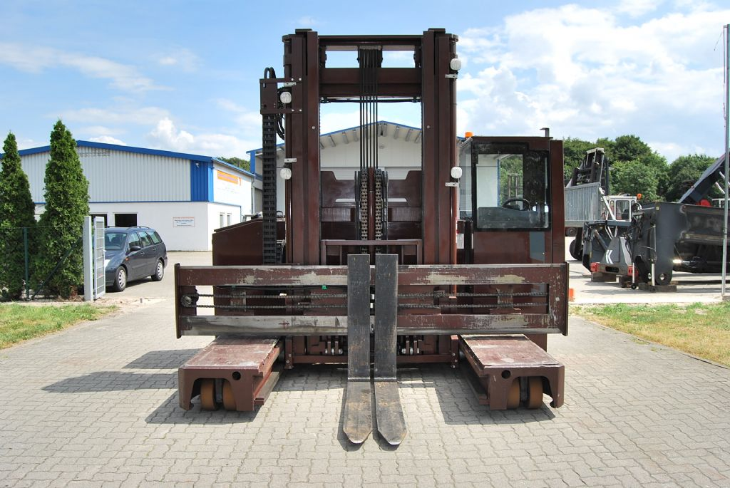 Combilift ESL6000 Four-way side loader www.hinrichs-forklifts.com
