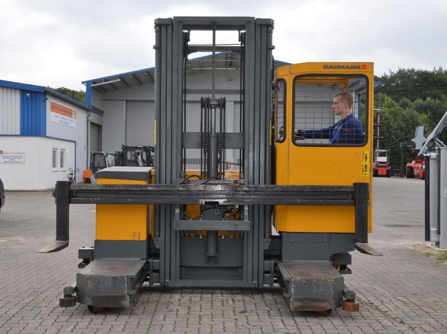 Baumann EVU20-18/08-07/63 Four-way side loader www.hinrichs-forklifts.com