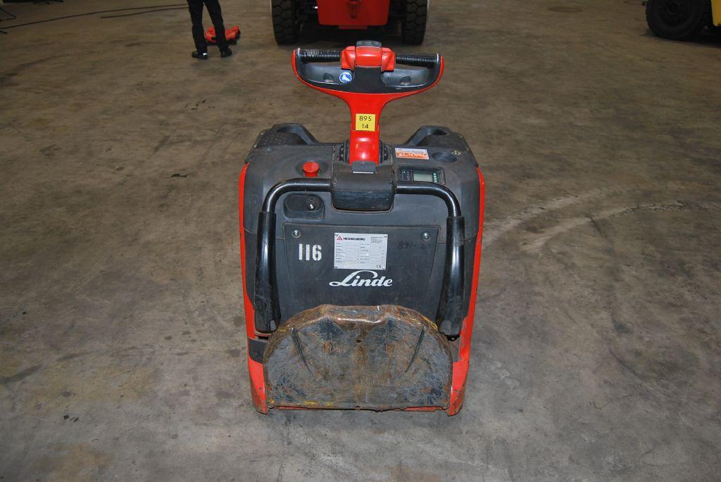 Linde T20AP Electric Pallet Truck
