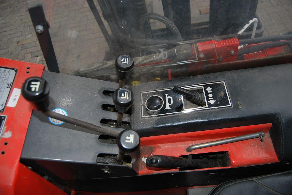 Linde R20P Reach Truck