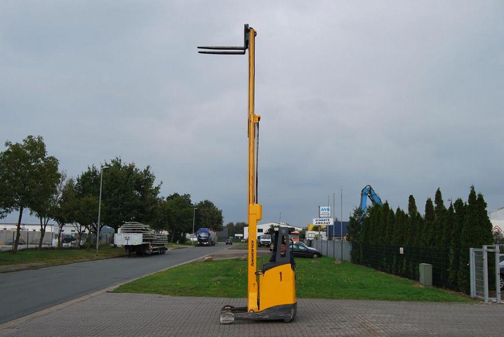 Jungheinrich ETV 214 Reach Truck