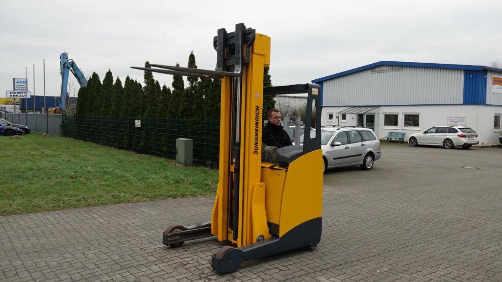 Jungheinrich ETV114 Reach Truck