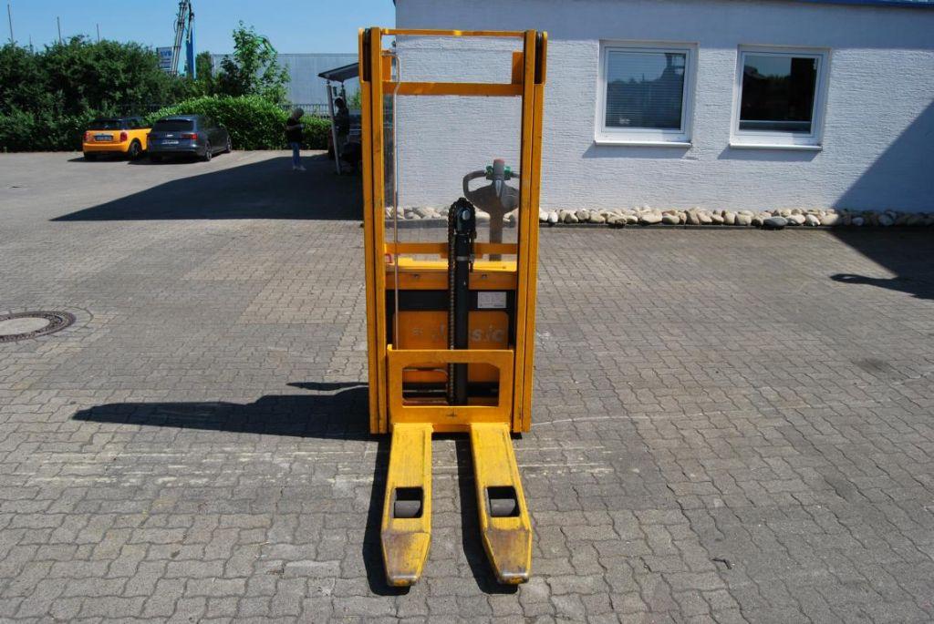 Jungheinrich EJC112/115 290ZZ Pedestrian Stacker