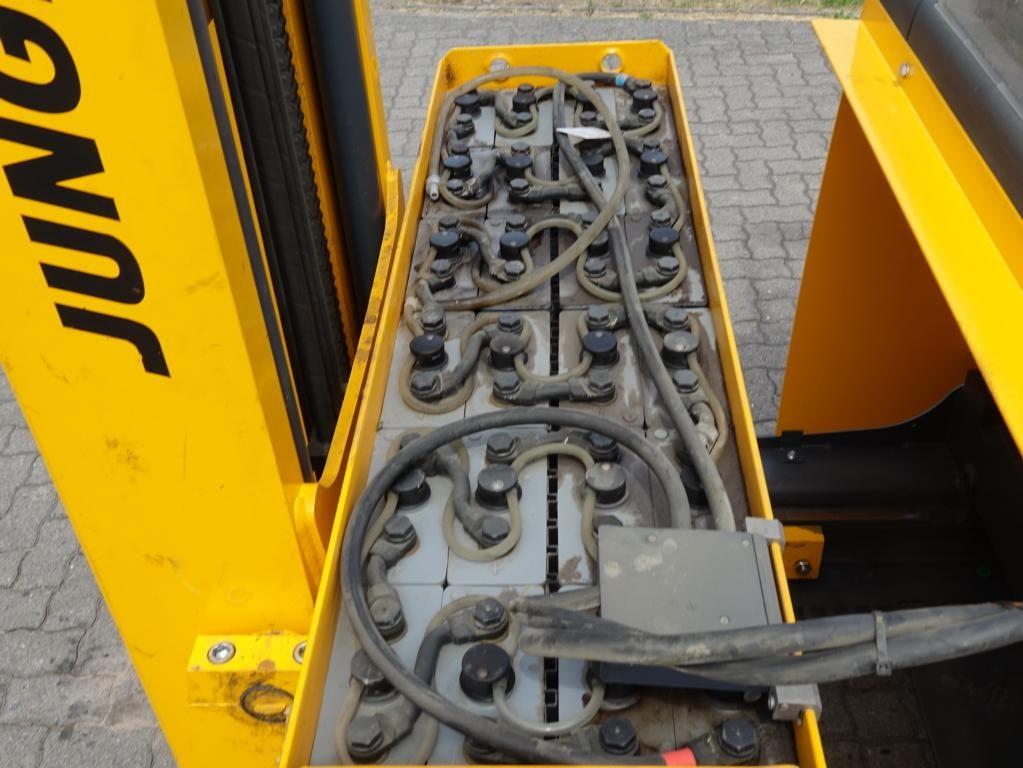Jungheinrich ETV216 Reach Truck