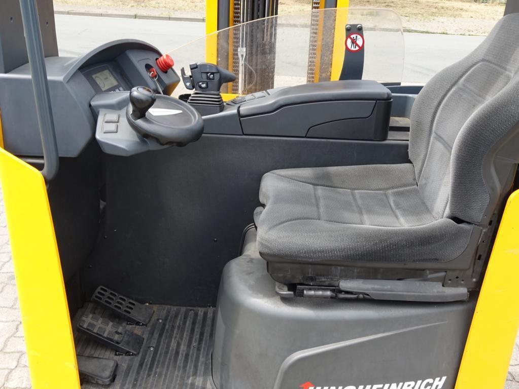 Jungheinrich ETV320 Reach Truck