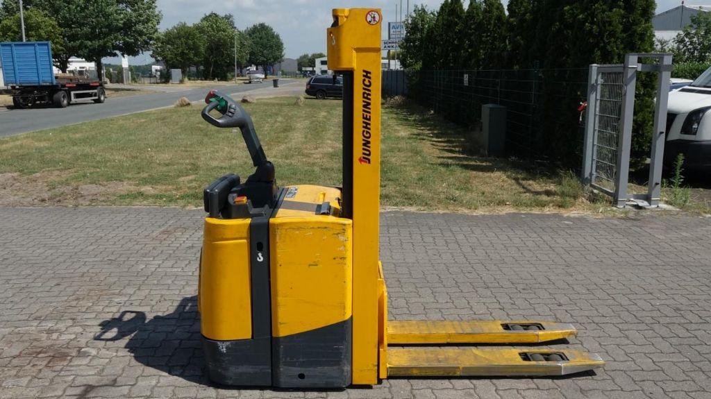 Jungheinrich-ERC Z16-Deichselstapler