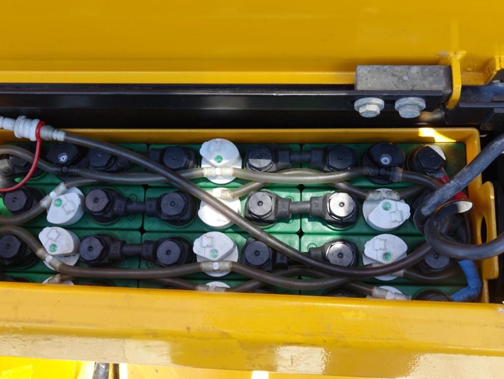 Jungheinrich EJC-L 10G High Lift stacker