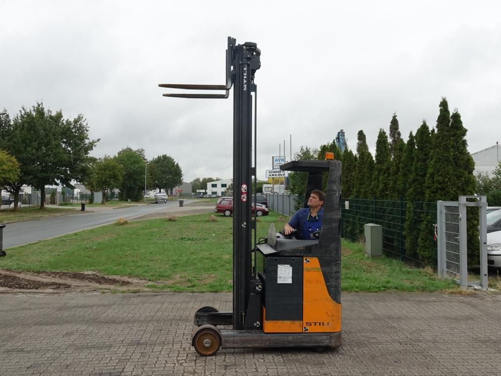 Still FM-14I Electric reach truck www.hinrichs-forklifts.com