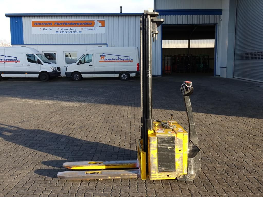 Steinbock Boss WP13  Máquinas con timón www.hinrichs-forklifts.com