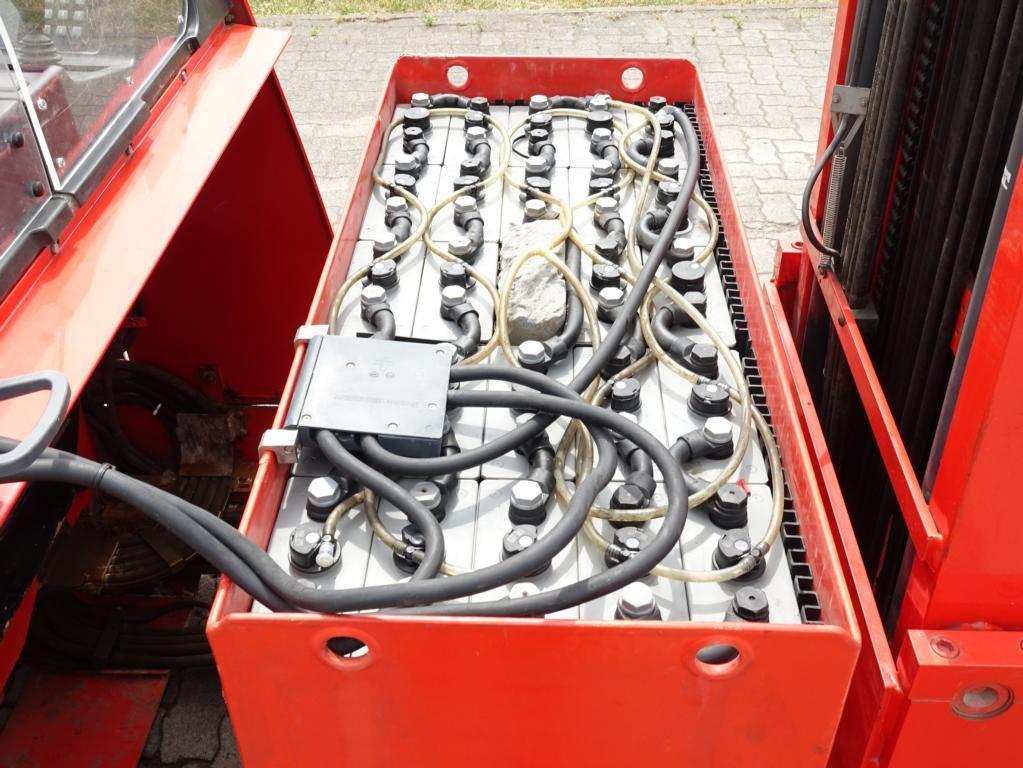 Jungheinrich ETVQ25 Four-way side loader