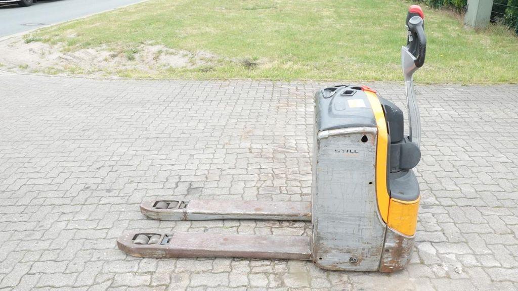 Still EXU18 Neue Batterie Electric Pallet Truck www.hinrichs-forklifts.com