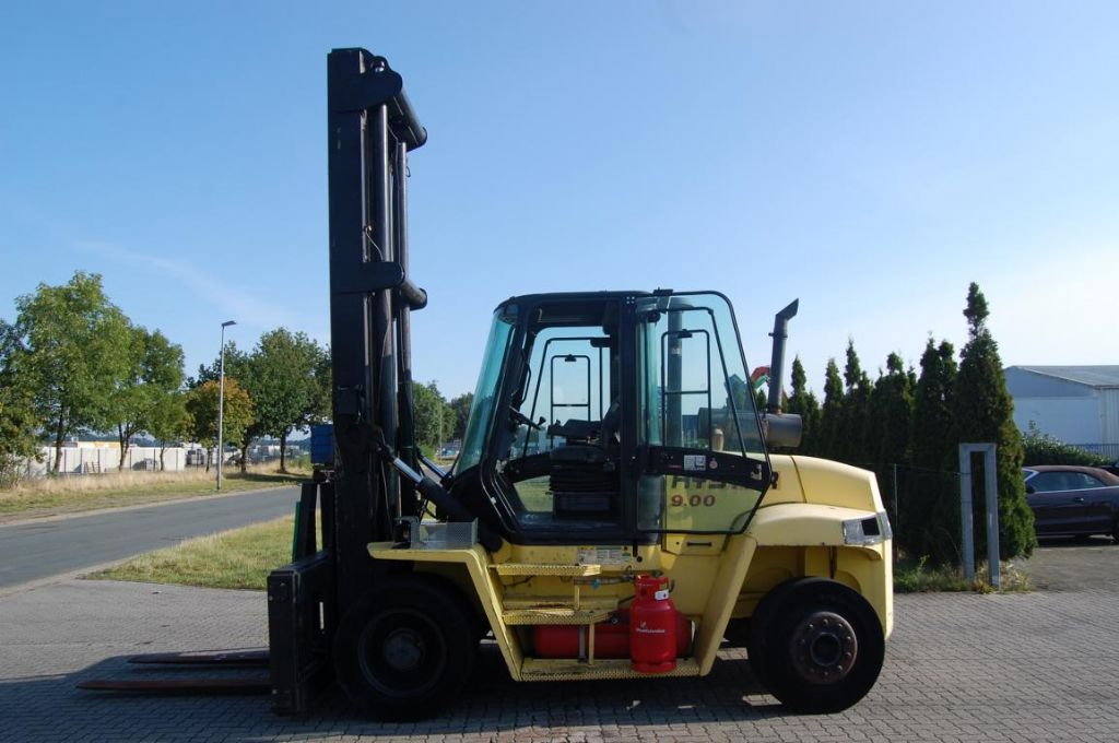 Hyster H9.00XMG LPG Forklifts