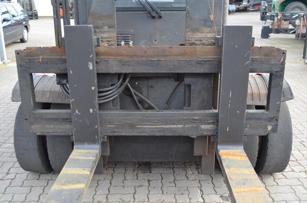 Linde H80T-900 LPG Forklifts