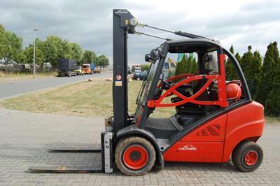 Linde H30T LPG Forklifts www.hinrichs-forklifts.com