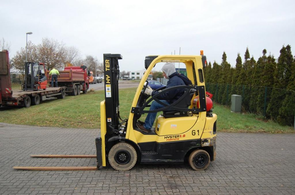 Hyster H1,8FT GLP www.hinrichs-forklifts.com