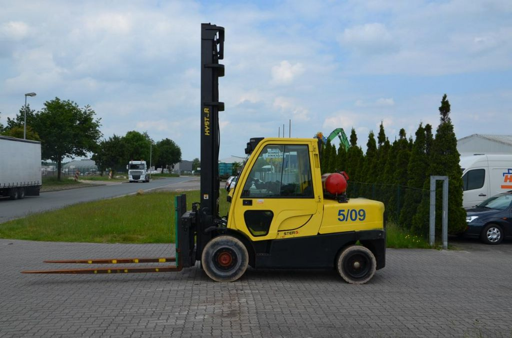 Hyster H5.5FT GLP www.hinrichs-forklifts.com