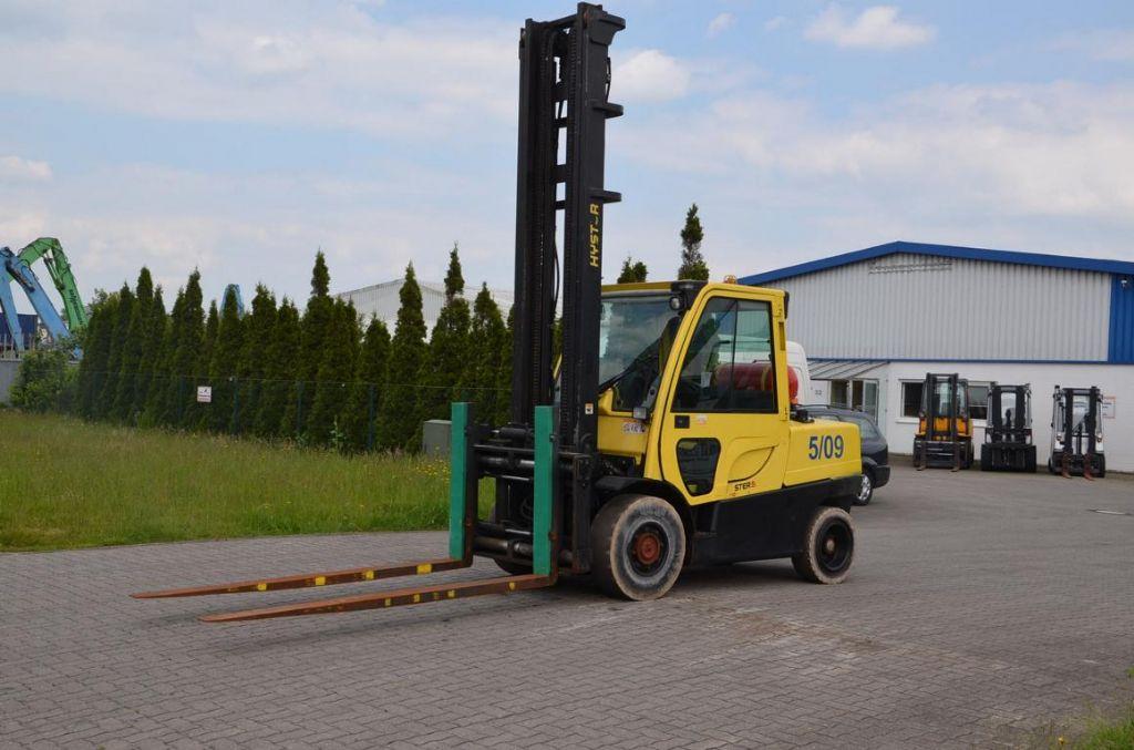 Hyster H5.5FT LPG Forklifts