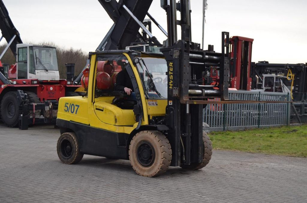 Hyster H5.5FT LPG Forklifts