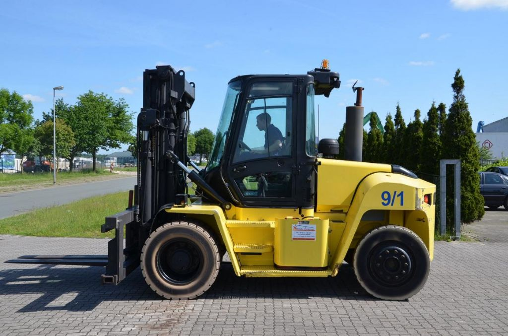 Hyster H9.00XM-6 GLP www.hinrichs-forklifts.com