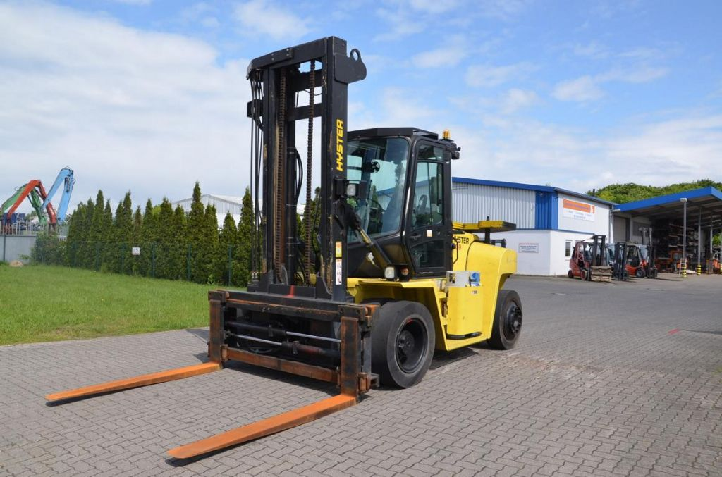 Hyster H9.00XM-6 LPG Forklifts