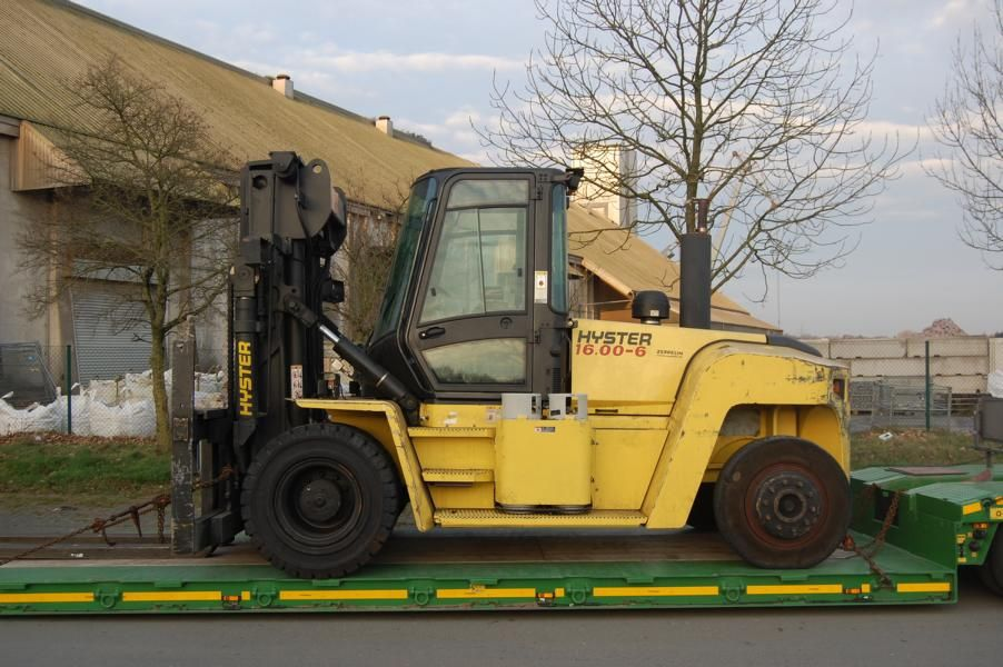 Hyster H16.00XM-6 Heavy Forklifts www.hinrichs-forklifts.com