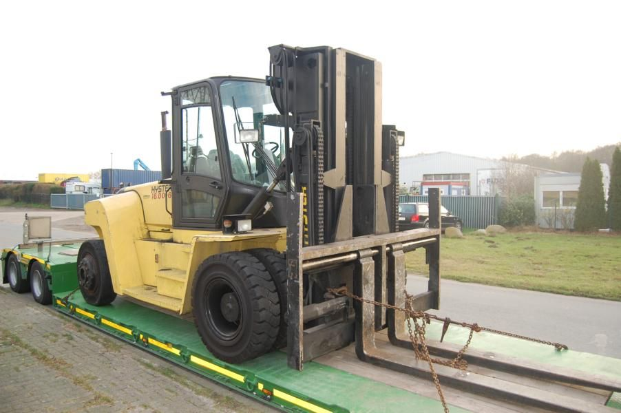 Hyster H16.00XM-6 Heavy Forklifts