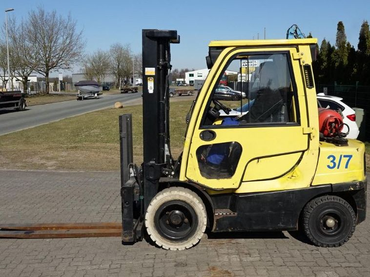 Hyster H3,0FT GLP www.hinrichs-forklifts.com