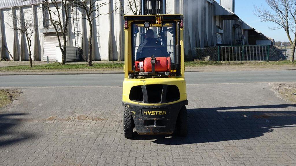 Hyster H3,0FT LPG Forklifts