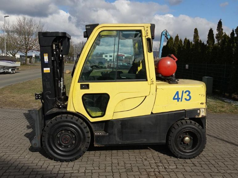 Hyster H4.5FT6 GLP www.hinrichs-forklifts.com
