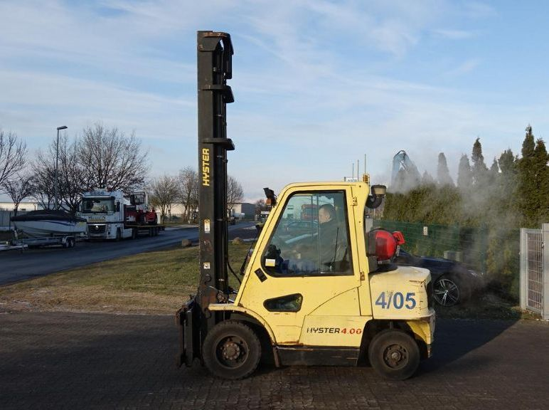 Hyster H4.00XMS-6 GLP www.hinrichs-forklifts.com