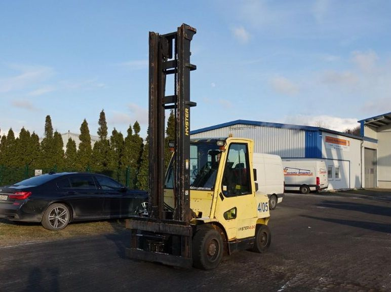 Hyster H4.00XMS-6 LPG Forklifts