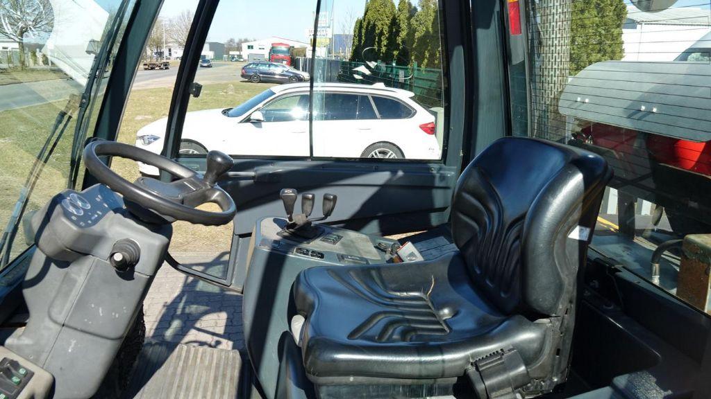 Jungheinrich TFG550G517DZ LPG Forklifts